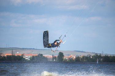 Kitesurfing - Rideři ze sobotního pojezdu
