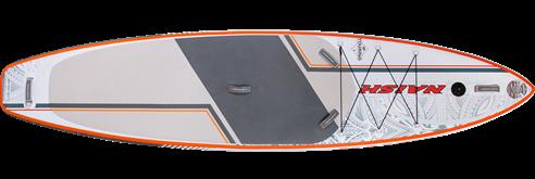 Nafukovací SUP paddleboard S26 TOURING FUSION
