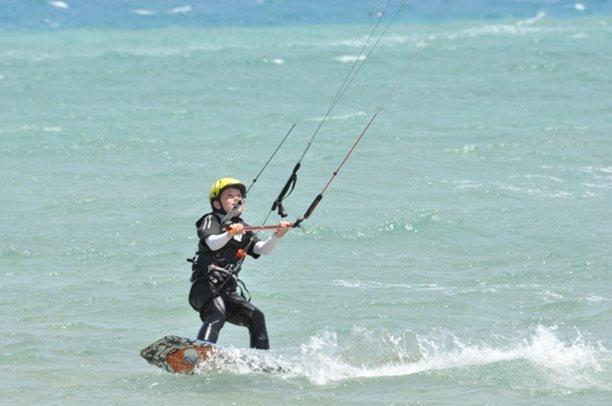 HARAKIRI kite kurzy Hurgada Egypt tahosh flysurfer 28.JPG
