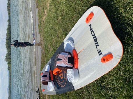 Kitesurfing-Kiteboard-Nobile-NHP-