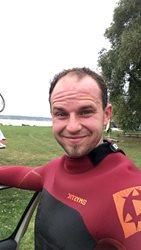Kitesurfing - Mushow ride