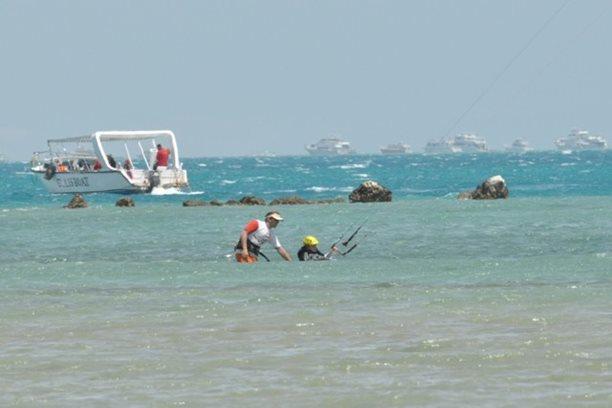 HARAKIRI kite kurzy Hurgada Egypt tahosh flysurfer 39.JPG