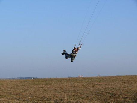 první jarní landkiting Havlbrod 2