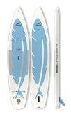 Nafukovací SUP Indiana Feather - 307l