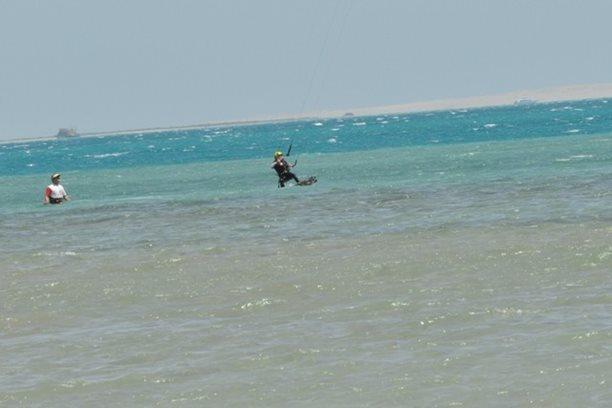 HARAKIRI kite kurzy Hurgada Egypt tahosh flysurfer 46.JPG