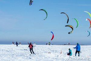 Snowkite Stormy Adolfov vol.5 - FOTO REPORT