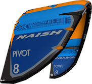 kite S25 Naish Pivot