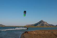 Kitesurfing - Řecko – Flatland