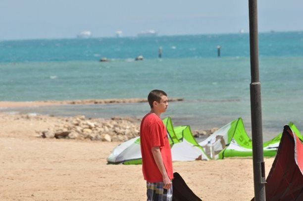 HARAKIRI kite kurzy Hurgada Egypt tahosh flysurfer 06.JPG