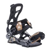snowboard binding '19/20 SP Brotherhood multientry black