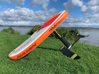 Wing-boarding - Naish Hover Inflatable