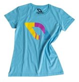 Women's T-Shirt NOBILE Logo paint