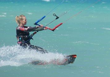Kitesurfing - PARADISE KITESURF HURGHADA, EGYPT, RED SEA