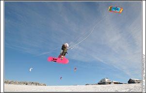 snowkiting kite NAISH TORCH