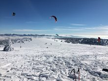 Snowkiting - Martinky 14.2.2016-martinky action 2