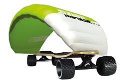 set kite PLKB Impulse TR + longboard ATOM All Terrain