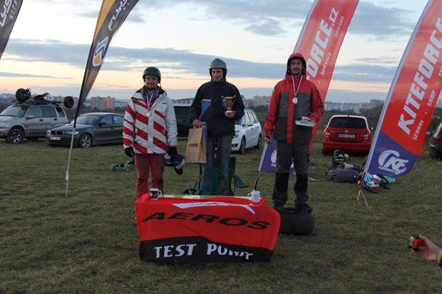 MCR landkiting Smetak 2017 - vysledky MTB race