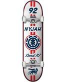skateboard Element Nyjah Racing