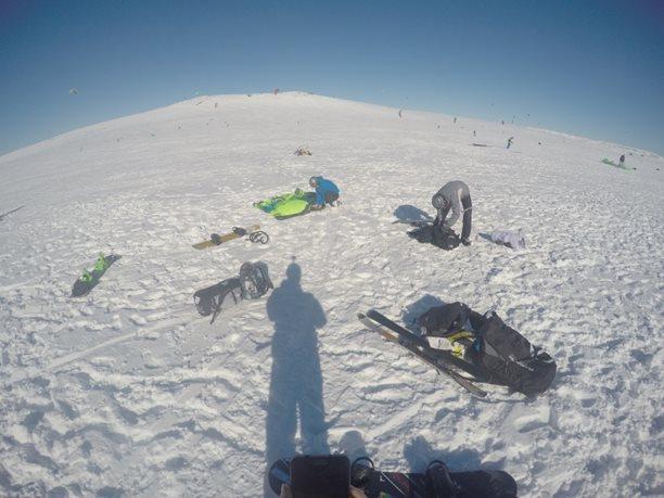 Harakiri_snowkiting_trip_Norsko_Geilo_Skiftesjoen.JPG