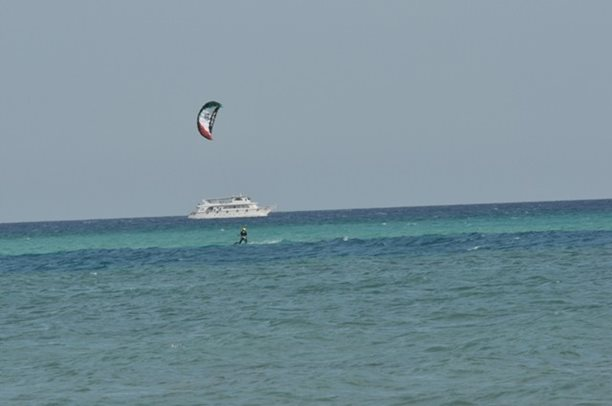 HARAKIRI kite kurzy Hurgada Egypt tahosh flysurfer 50.JPG