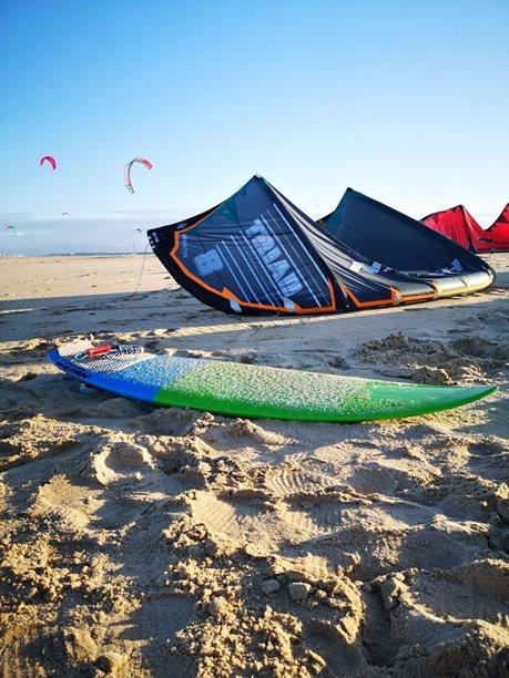 Kitesurfing-Spanelska-Tarifa (2)-Testování triadu 2020