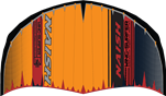 2020 Naish Wing-surfer orange