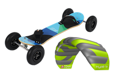 kite set PL Hype TR + mountainboard KHEO CORE v2