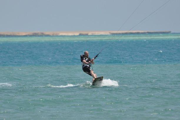 HARAKIRI kite kurzy Hurgada Egypt tahosh flysurfer 11.JPG