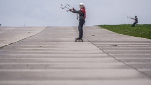 Flysurfer Koma Cup - Panenský týnec - Foto