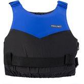 záchranná vesta Prolimit Dinghy Side Zip - black/blue