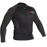 19' GUL Response 3mm Wetsuit Jacket RE6304