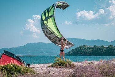 Kitesurfing - Když zrovna nejezdíme