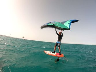Wing-boarding - Hurgháda Egypt Wing Foil