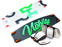 kiteboard 2019 NOBILE 2HD