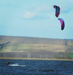 Kitesurfing - Je nám líp