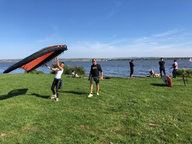 Wing-boarding-Naish-Wing-boarding-Tour-2020-Naish Wing-boarding Tour 2020 - rodinný sport