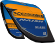 kite S25 NAISH Slash