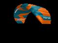 kite 2016 Peter Lynn Hornet orange