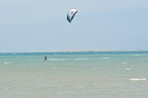 HARAKIRI kite kurzy Hurgada Egypt tahosh flysurfer 27.JPG