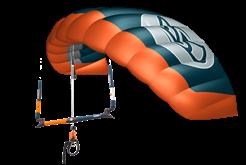 kite komplet FLYSURFER VIRON3 deluxe