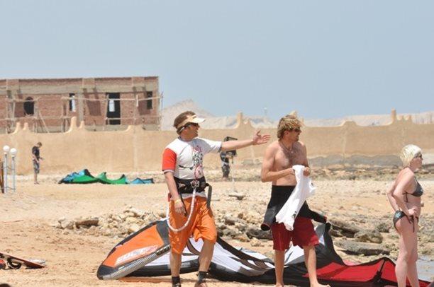 HARAKIRI kite kurzy Hurgada Egypt tahosh flysurfer 24.JPG