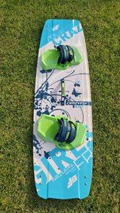 Prodám-Kiteboard-CrazyFly-Girl-135x41