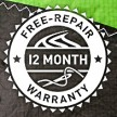 FLYSURFER: Free-Repair Warranty