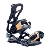snowboard binding '18/19 SP Brotherhood black