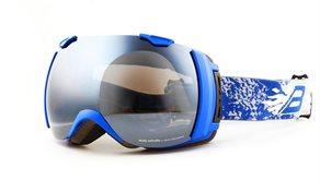 brýle BASTO SG1302B5 modrý rám/ stříbrné sklo