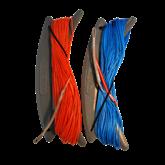 PLKB KITELINES 3x18m 200/100kg orange - blue