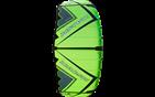 Kite 2017 Naish Pivot GrayGreen