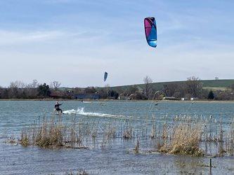 Kitesurfing - Jaro v okresu