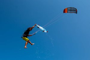 Kitesurfing-LEFKADA-FLAT-