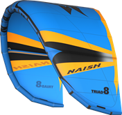 kite S26 NAISH Triad
